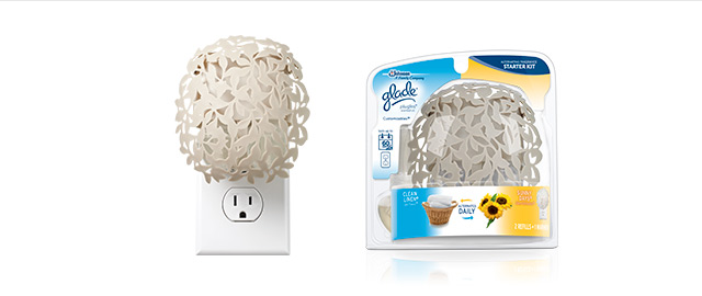 Glade® PlugIns® Scented Oil Customizables™ Starter Kit coupon