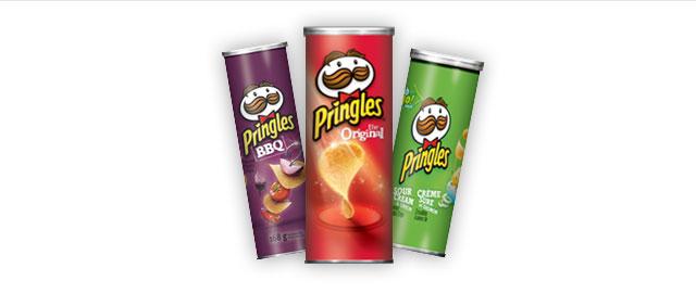 Buy 3: Pringles* (FR) coupon