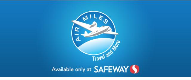 Spend $40 at Safeway & earn 20 Reward Miles coupon