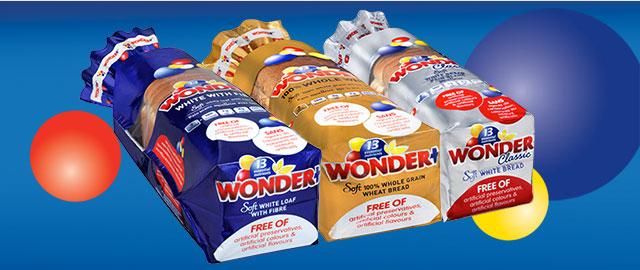 Wonder® or Wonder+™ Loaf coupon