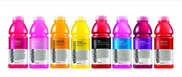 Buy any 4: 591 mL vitaminwater  coupon