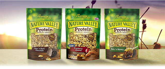 Nature Valley™ Protein Granola coupon