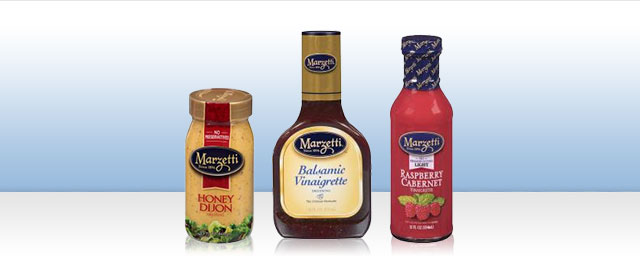 Marzetti® salad dressings coupon