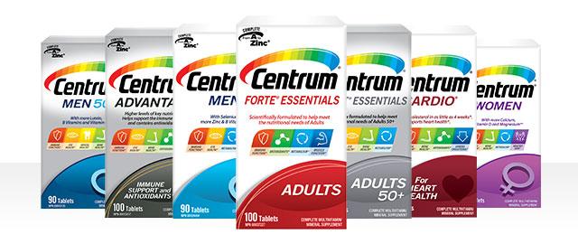 Centrum Tablets coupon