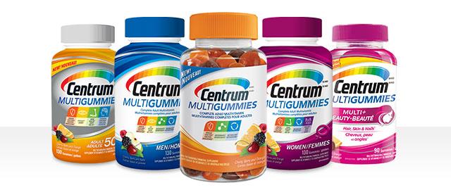 Centrum MultiGummies coupon
