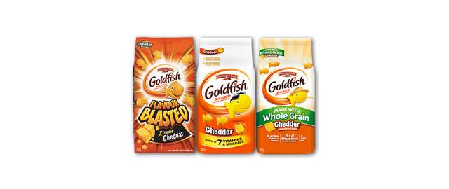 Buy 2: Goldfish® Crackers coupon