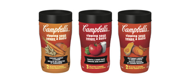 Buy 2: Campbell's® Sipping Soups coupon