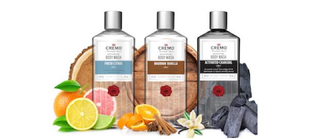 Select Cremo Body Wash coupon