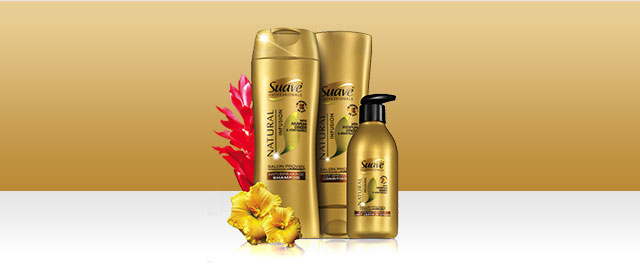 Suave Professionals® Natural Infusion - Upgradeable coupon