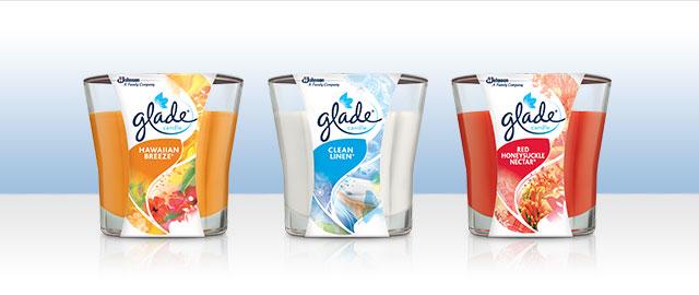 Buy 2: Glade® Jar Candles coupon