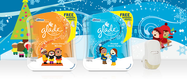 Glade PlugIns® Scented Oil Starter Kit coupon