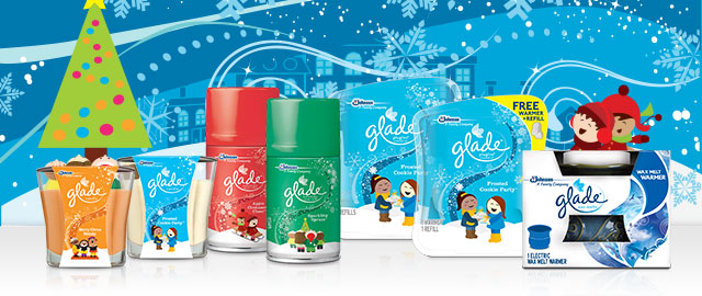 Buy 3: Select Glade® Products coupon
