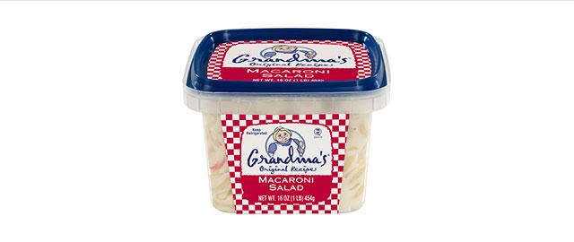 Grandma's Macaroni Salad coupon