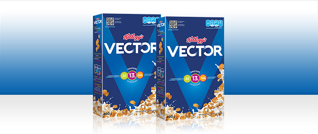 Buy 2: Kellogg's* Vector* Meal Replacement  coupon