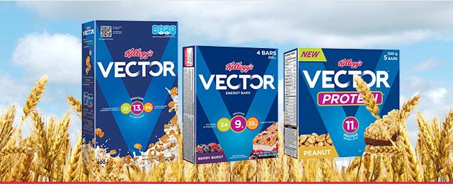 Kellogg's* Vector* products coupon