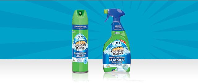 Scrubbing Bubbles® Bathroom coupon