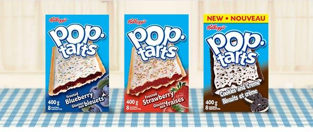 Kellogg's* Pop-Tarts* Toaster Pastries coupon