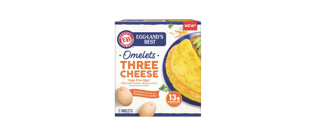 Eggland's Best Frozen Omelets coupon