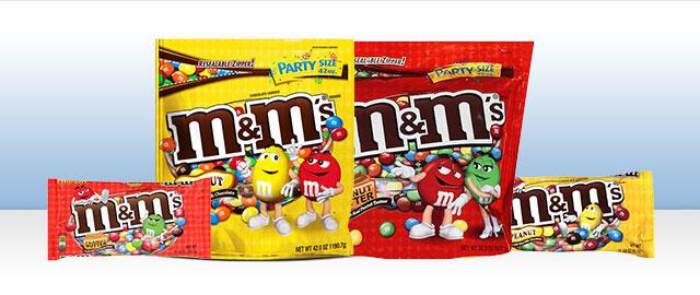 M&M'S® coupon