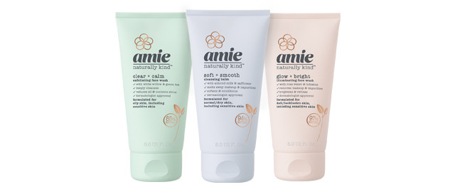 amie Face Wash or Cleansing Balm coupon