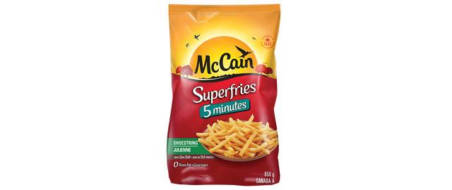 McCain® 5 Minute Superfries®  coupon