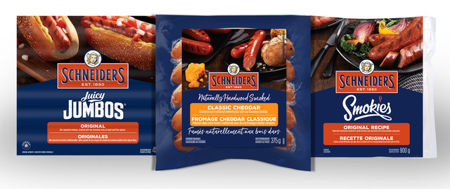 Schneiders® Sausages or Wieners coupon