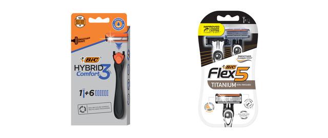 Buy 2: Select BIC Premium Razor Products coupon