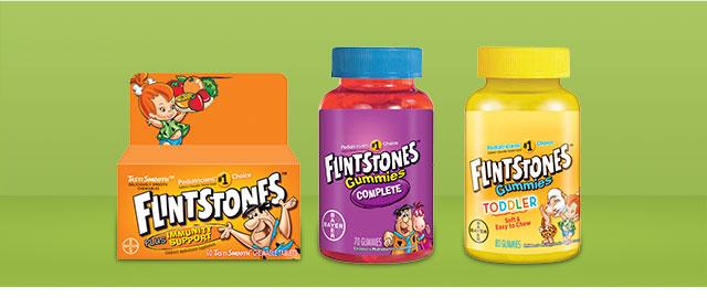 Flintstones™ Vitamins coupon