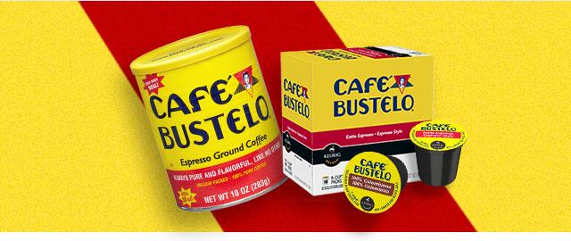 Café Bustelo® products coupon