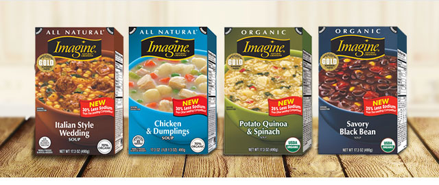 Imagine® Chunky Style Soups coupon