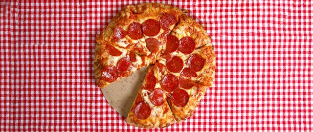 Unlocked! Frozen Pizza coupon