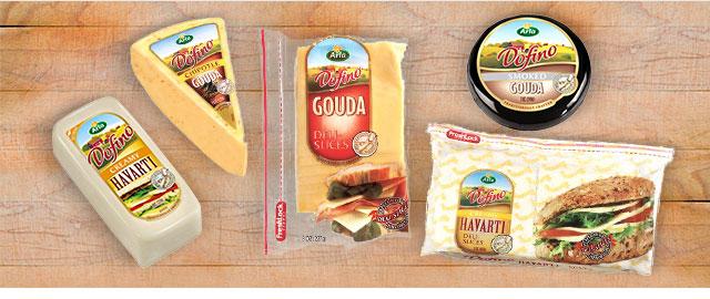 Buy 2: Arla Dofino® Cheese coupon