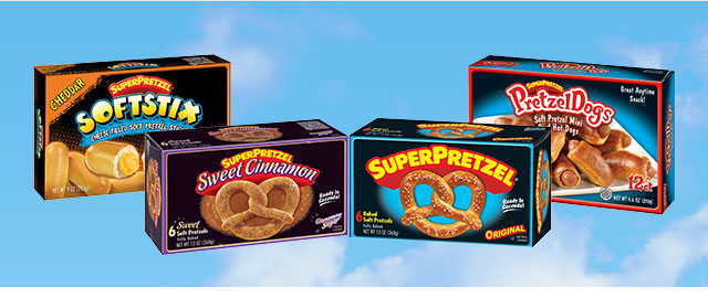 SUPERPRETZEL® products coupon