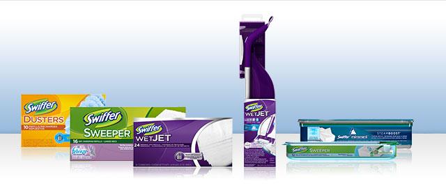 Swiffer Starter Kits coupon