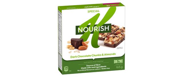 Buy 2: Special K Nourish* Bars coupon