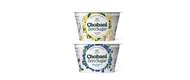 Buy 3: Chobani Zero Sugar Single Serve Yogurt coupon