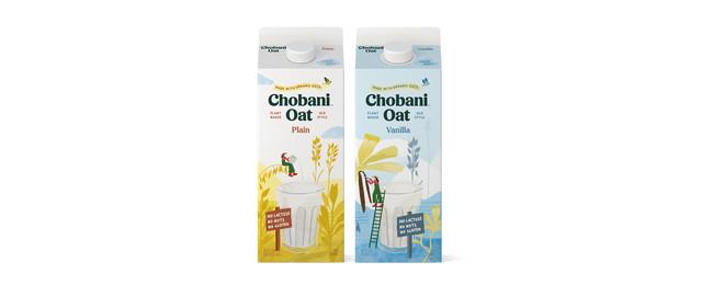 Chobani® Oatmilk coupon