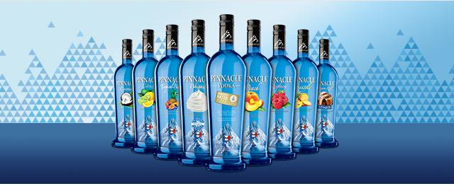 Pinnacle® Vodka ENHANCED!!! coupon