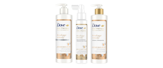 LOCKED: Dove Hair Therapy Products coupon