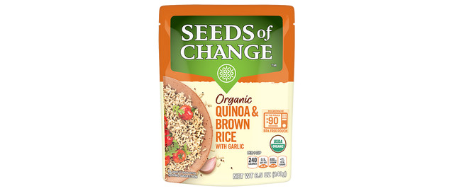 SEEDS OF CHANGE™ Rice coupon
