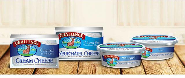At H-E-B: Challenge Cream Cheese coupon