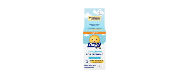 Orajel Baby Teething Tablets coupon