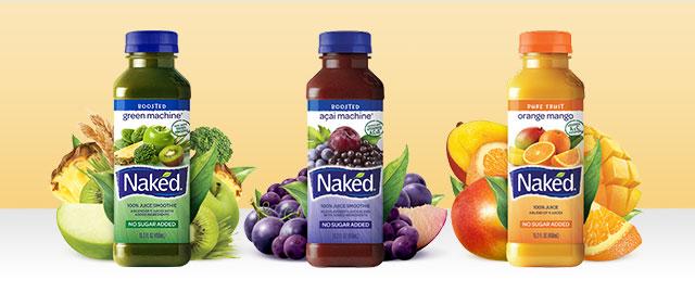 Naked Juice coupon