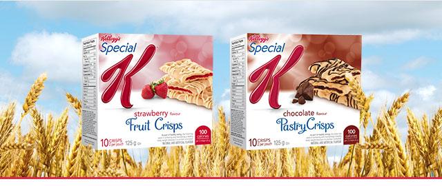 Buy 2: Special K* Crisps coupon