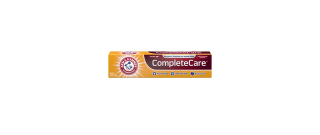 Arm & Hammer Toothpaste coupon