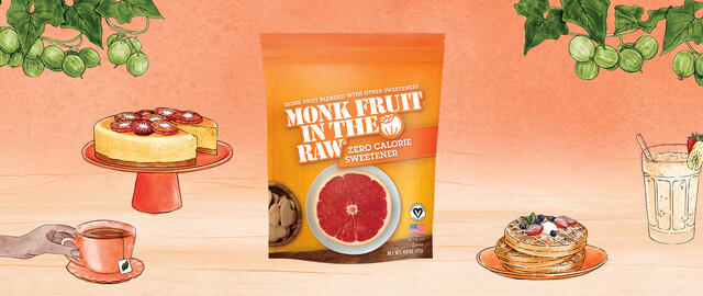 Monk Fruit In The Raw® coupon
