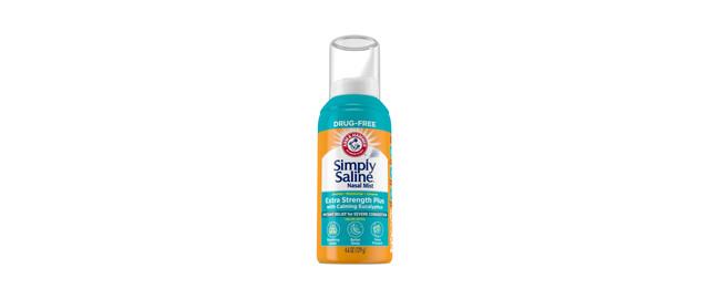 Arm & Hammer Simply Saline Nasal Spray coupon
