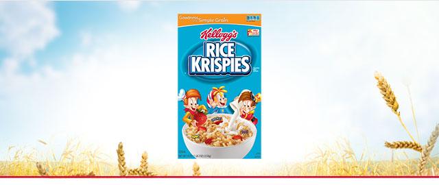 (ORIGINAL) Rice Krispies* cereal coupon