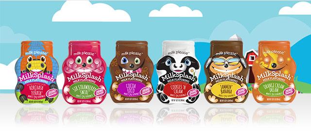 MilkSplash™ Milk Flavoring coupon