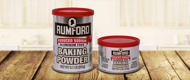 Rumford Reduced Sodium Baking Powder coupon